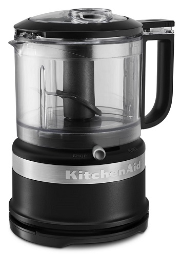 Kitchenaid 3 5cup Mini Food Processor 220v With 830 Ml Bpa Free Work Bowl With Pour Spout And Handle And Stainless Steel Blade Kitchenaid Philippines